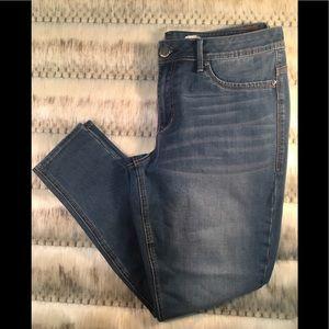 Seven7 Legging Jeans Size 14